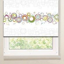 Рулонные шторы: Абстракция