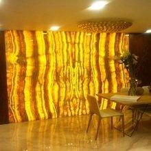 Фото из портфолио Панно из оникса – фотографии дизайна интерьеров на INMYROOM