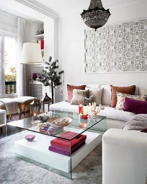 Фотография: Гостиная в стиле Эклектика, Декор интерьера, Декор дома – фото на InMyRoom.ru