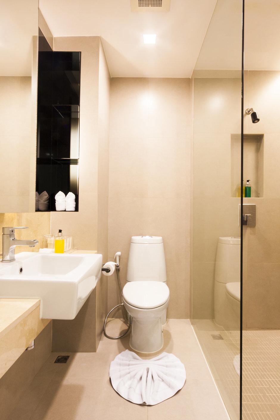 Фотография: Ванная в стиле Современный, Декор интерьера, Квартира, Дом, Интерьер комнат – фото на InMyRoom.ru