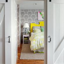 Фотография: Спальня в стиле Кантри, Классический, Современный, Эклектика, Лофт, Декор интерьера, Квартира, Дома и квартиры, Нью-Йорк – фото на InMyRoom.ru