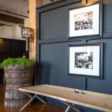 Фото из портфолио Оригинальный интерьер : креативные идеи окружают нас – фотографии дизайна интерьеров на INMYROOM