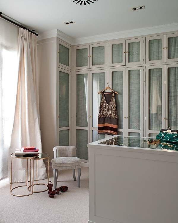 Фотография: Спальня в стиле Эклектика, Квартира, Дома и квартиры, Перепланировка, П-3М – фото на InMyRoom.ru