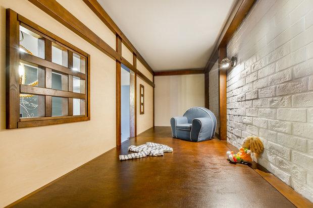 Фото из портфолио Квартира для молодой и энергичной семьи – фотографии дизайна интерьеров на INMYROOM