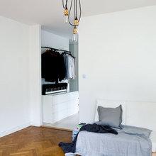 Фото из портфолио Легкость, свежесть, и обилие света в интерьере – фотографии дизайна интерьеров на INMYROOM