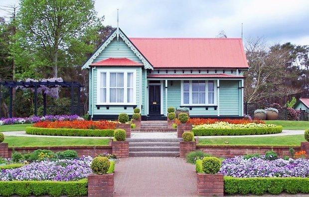 Фотография: Архитектура в стиле , Ландшафт, Дача, Дом и дача, Клининг, Karcher – фото на INMYROOM