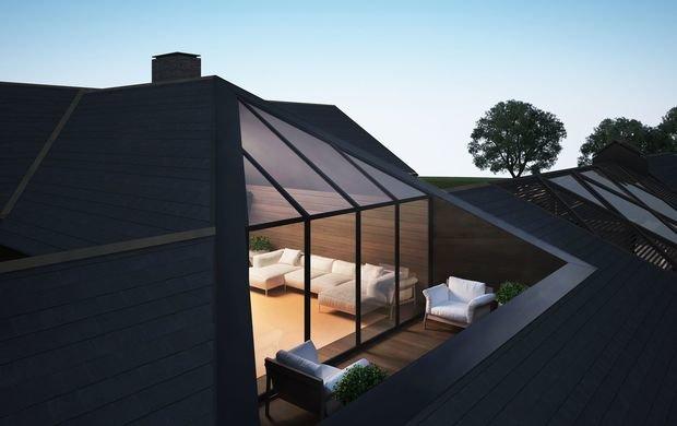 Фото из портфолио Дом в Американском стиле / American style house – фотографии дизайна интерьеров на INMYROOM