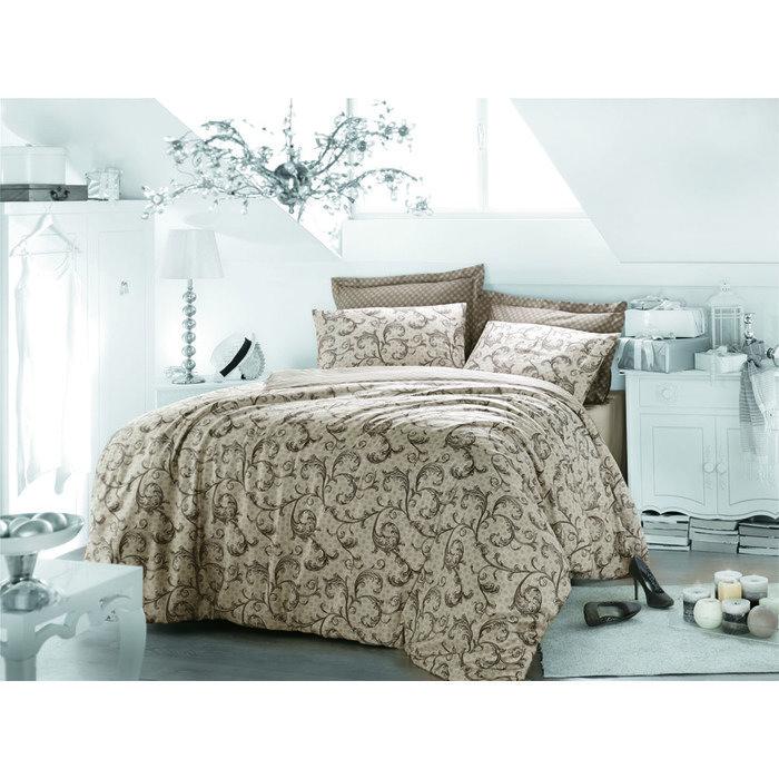 Комплект постельного белья евро CARAMIA