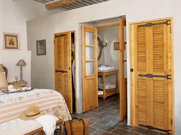 Фотография: Спальня в стиле Прованс и Кантри, Классический, Современный, Декор интерьера, Дом, Франция, Дома и квартиры, Прованс – фото на InMyRoom.ru