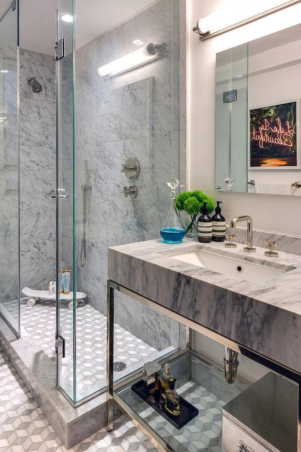 Фотография: Ванная в стиле Прованс и Кантри, Декор интерьера, Квартира – фото на InMyRoom.ru