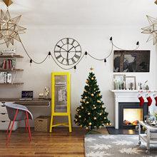 Фото из портфолио Новогодний интерьер – фотографии дизайна интерьеров на InMyRoom.ru