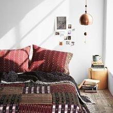 Фотография: Спальня в стиле Лофт, Скандинавский, Декор интерьера, Аксессуары – фото на InMyRoom.ru