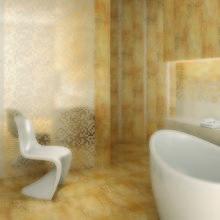 Фотография: Ванная в стиле Современный, Скандинавский, Интерьер комнат – фото на InMyRoom.ru