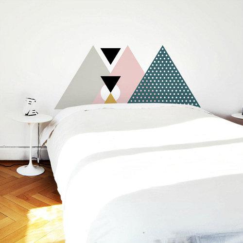 Фотография: Спальня в стиле Скандинавский, Декор интерьера, DIY, Цвет в интерьере – фото на InMyRoom.ru