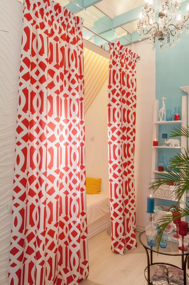 Фотография: Спальня в стиле Восточный, Эклектика, Квартира, Дома и квартиры – фото на InMyRoom.ru