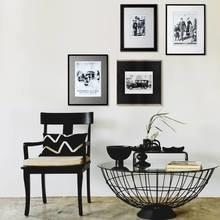 Фото из портфолио Black & White Retro – фотографии дизайна интерьеров на InMyRoom.ru