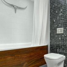 Фото из портфолио квартира в серых тонах – фотографии дизайна интерьеров на InMyRoom.ru