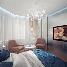 Фото из портфолио Спальня Питер 2 – фотографии дизайна интерьеров на INMYROOM