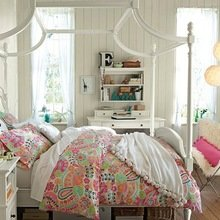 Фотография: Спальня в стиле Кантри, Детская, Интерьер комнат, Декор – фото на InMyRoom.ru