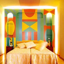 Фотография: Спальня в стиле Современный, Италия, Дома и квартиры, Городские места, Отель, Ампир, Барокко – фото на InMyRoom.ru