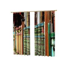 Шторы с фотопечатью: Старинные ворота