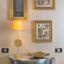 Фотография: Декор в стиле Классический, Современный, Эклектика, Декор интерьера, МЭД, Мебель и свет, Краска – фото на InMyRoom.ru