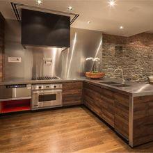 Фото из портфолио деревянная стена – фотографии дизайна интерьеров на INMYROOM