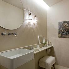 Фотография: Ванная в стиле Минимализм, Дом, Дома и квартиры – фото на InMyRoom.ru