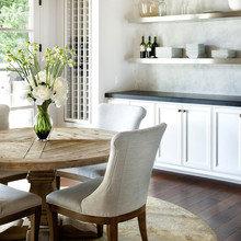 Фотография: Кухня и столовая в стиле Современный, Классический, Дом, Дома и квартиры, Шебби-шик, Индустриальный, Техас – фото на InMyRoom.ru
