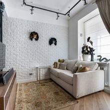 Фотография: Гостиная в стиле Скандинавский, Лофт, Декор интерьера, Квартира, Дом, Декор – фото на InMyRoom.ru