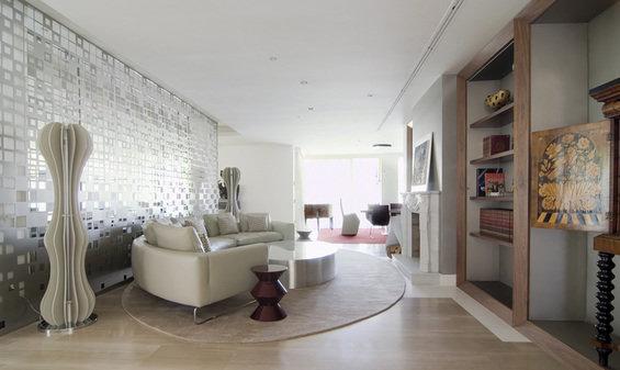 Фотография: Мебель и свет в стиле Восточный, Эклектика, Дом, Дома и квартиры – фото на InMyRoom.ru