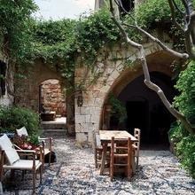 Фото из портфолио  Магическая атмосфера на греческом острове Родос!!! – фотографии дизайна интерьеров на INMYROOM