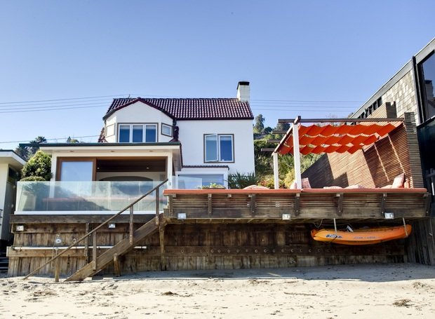 Фотография: Архитектура в стиле Современный, Дома и квартиры, Интерьеры звезд – фото на InMyRoom.ru