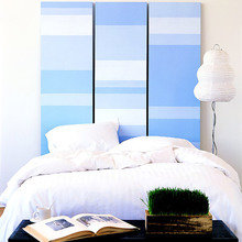 Фотография: Спальня в стиле Скандинавский, Декор интерьера, DIY, Кровать – фото на InMyRoom.ru