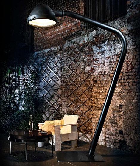Фотография: Балкон, Терраса в стиле Лофт, Современный, Скандинавский, Декор интерьера, Мебель и свет – фото на INMYROOM