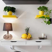 Фотография: Декор в стиле Скандинавский, Малогабаритная квартира, Квартира – фото на InMyRoom.ru