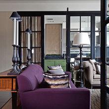 Фотография: Гостиная в стиле , Дом, Дома и квартиры – фото на InMyRoom.ru