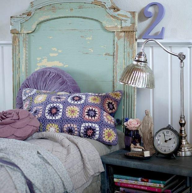 Фотография: Спальня в стиле Прованс и Кантри, Декор интерьера, Квартира, Дом, Декор, Шебби-шик – фото на InMyRoom.ru