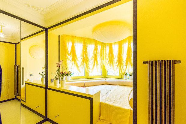 Фотография:  в стиле Современный, Спальня, Декор интерьера, Интерьер комнат – фото на InMyRoom.ru