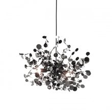 Подвесной светильник Bloom Chrome в современном стиле