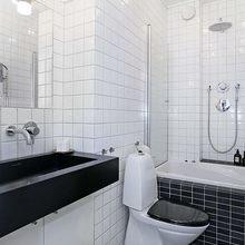 Фото из портфолио Гармония благородной простоты : Скандинавский стиль – фотографии дизайна интерьеров на InMyRoom.ru