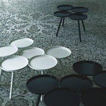 Фотография: Мебель и свет в стиле Эклектика, Гостиная, Интерьер комнат – фото на InMyRoom.ru