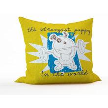 Декоративная подушка: Силач