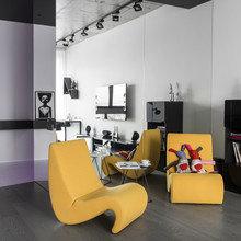 Фото из портфолио Квартира в Москве от студии Geometrix Design – фотографии дизайна интерьеров на InMyRoom.ru