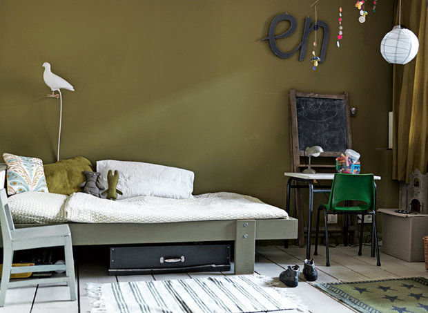 Фото из портфолио Промышленный стиль с поэтическим чувством в ПАРИЖЕ – фотографии дизайна интерьеров на INMYROOM