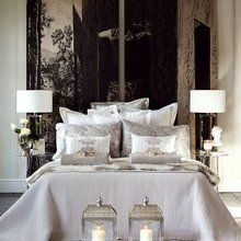 Фотография: Спальня в стиле Восточный, Декор интерьера, Квартира, Дом, Декор дома, Текстиль, Zara Home – фото на InMyRoom.ru