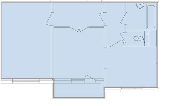 Ищем дизайнера интерьеров. Новостройка, двушка с готовым ремонтом - 54м2