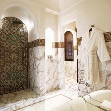 Фотография: Ванная в стиле Восточный, Дома и квартиры, Городские места, Бассейн – фото на InMyRoom.ru