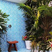 Фотография: Декор в стиле Восточный, Ванная, Декор интерьера, Интерьер комнат – фото на InMyRoom.ru