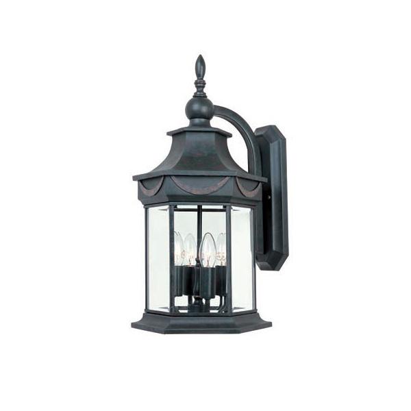Купить Настенный светильник Kokomo Savoy House из кованного металла, inmyroom, Испания